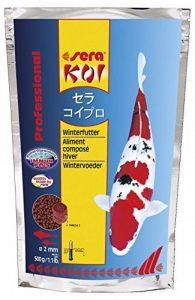 poisson bassin extérieur hiver TOP 2 image 0 produit