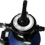 Pompe filtre à sable et particule 10200 l/h avec sa pompe et ses accessoires de la marque Deuba image 2 produit