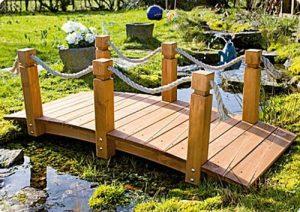 pont pour bassin de jardin TOP 0 image 0 produit