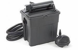 Pontec set filtre étang 8000 avec filtre uv et pompe de la marque PONTEC image 0 produit