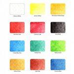 Sakura Koi Aquarelle Field Box Lot de 12Couleurs de la marque Sakura image 1 produit