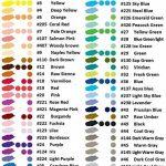 Sakura koi coloring brush pens lot de 24 pinselstifte dans un étui de la marque Sakura image 2 produit