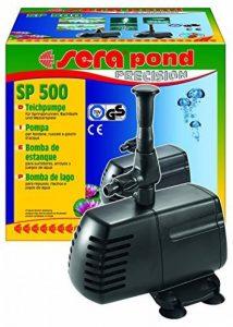 Sera 30020Pond SP 500Pompe de bassin (750l/h à 18W avec LEDDébit max: 1,0m) pour petites Systèmes de filtration et les Fontaine de la marque SERA image 0 produit