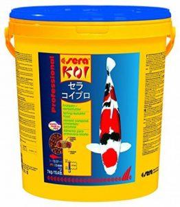 Sera - Koi Professional - Nourriture printemps/automne pour poissons - Carpes koï - 1 x 7 kg de la marque SERA image 0 produit