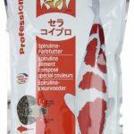 Sera - Koi Professional - Nourriture spécial couleurs pour poissons - Carpes koï - À base de spiruline - 1 x 500 g de la marque SERA image 4 produit