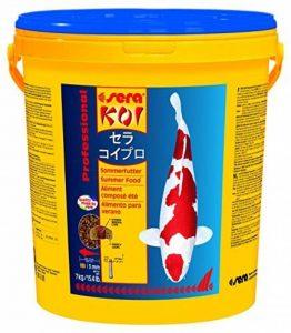 Sera - Koi Professional - Nourriture été pour poissons - Carpes koï - 1 x 7 kg de la marque SERA image 0 produit