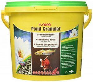 Sera Nourriture pour Poissons Pond Granulat de la marque SERA image 0 produit