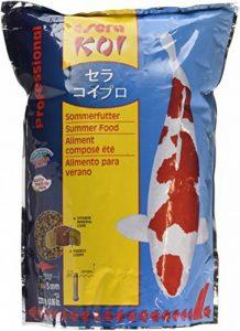 Sera Pond - Aliment Carpes Koi - Koi Professional - Composé été - 2.2 Kg de la marque SERA image 0 produit