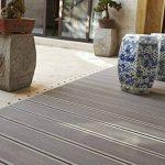 SORARA - WPC | Robuste | 30 x 30 cm | Marron | 6x | 0.54 m2 | Dalles massives pour Jardin et Terrasse | avec Système de Clic de la marque SORARA image 5 produit