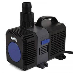 Speed Super Eco Pompe de bassin, pompe à filtre, basse consommation, pompe à eau bassin koï, pompe ruisseau (3000–10000l/h) 12000L/H de la marque Forever Speed image 0 produit