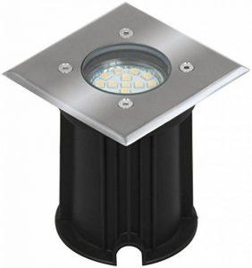 Spot de sol Smartwares 5000.459 Luton – Capacité de charge de 800kg – Raccord GU10 de la marque RANEX image 0 produit