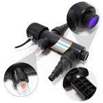 SunSun CUV-209 Stérilisateur Clarificateur de bassins ou d'étang avec Lampe rayons UV-c 9W de la marque SunSun image 1 produit