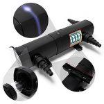 SunSun CUV-236 Stérilisateur Clarificateur de bassins ou d'étang avec Lampe rayons UV-c 36W de la marque SunSun image 1 produit