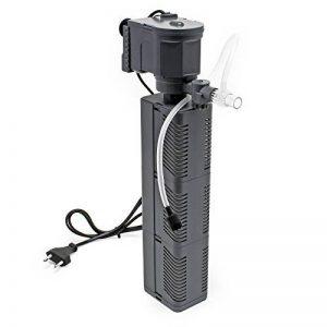 SunSun HJ-1122 ECO Pompe d'aquarium d'économie d'énergie avec Tuyau d'air & Filter 1400l/h 18W de la marque SunSun image 0 produit