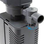 SunSun HJ-1122 ECO Pompe d'aquarium d'économie d'énergie avec Tuyau d'air & Filter 1400l/h 18W de la marque SunSun image 4 produit