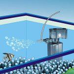 SunSun HJ-722 ECO Pompe d'aquarium d'économie d'énergie avec Tuyau d'air & Filter 600l/h 10W de la marque SunSun image 4 produit