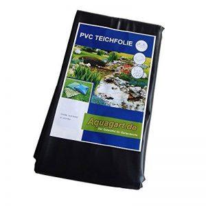Étang pour le jardin d'un film PVC 3M x 8m 0,5mm noir de la marque Aquagart image 0 produit