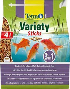 Tetra 169883 - Pond Variety Sticks - 4 L de la marque Tetra image 0 produit