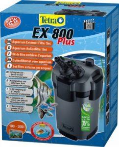 TETRA EX 800 Plus - Filtre Extérieur pour Aquarium de 100 à 300L de la marque Tetra image 0 produit