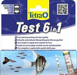 Tetra Test 6in1 - Bandelettes de Tests - 25 Bandelettes de la marque Tetra image 0 produit