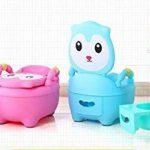 Toilette familiale pratique / Lovely Bedpan bébé / vert de la marque Black Temptation image 1 produit