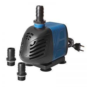TSSS Pompe à eau fontaine pompe submersible 2500L/H 45W pour bassin de jardin poisson étang Fontaine Aquarium de la marque TSSS image 0 produit