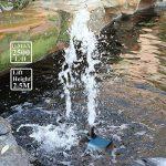 TSSS Pompe à eau fontaine pompe submersible 2500L/H 45W pour bassin de jardin poisson étang Fontaine Aquarium de la marque TSSS image 1 produit