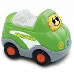 VTech 189505 - Tut Tut Bolides - Mon Super Camion Transporteur - Timothée - Super Cabriolet de la marque VTech image 2 produit