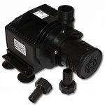WilTec Kit de Filtration à Pression Bassin 6000l Stérilisateur UVC 11W Pompe 25m Tuyau de la marque WilTec image 2 produit