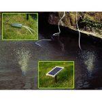 Woodside Pompe solaire à oxygène pour étangs 2 têtes de diffusion de la marque Woodside image 2 produit