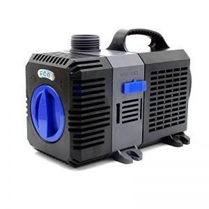YAOBLUESEA Pompe à Filtre Eco Pompe de bBassin Pompe à Eau Pompe Ruisseau 5200l/h 40W de la marque YAOBLUESEA image 0 produit
